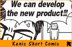Kenic System Short Comic